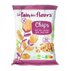 Chips met kikkererwten