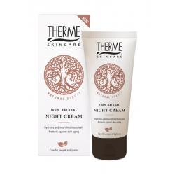 Natural beauty night cream