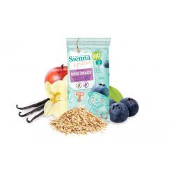 Raw snack bosbes & vanille bio