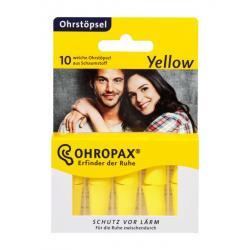 Ohropax Yellow
