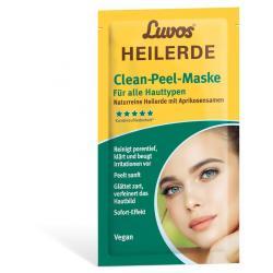 Heilaarde clean-peel masker alle huidtypes 7.5 ml