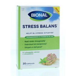 Stress balans
