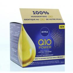 Q10 Power nachtcreme extra voedend