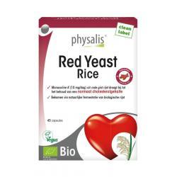Red yeast rice bio