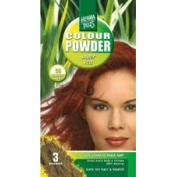 Colour powder 55 super red