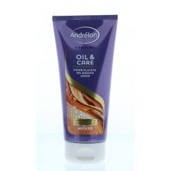 Special masker oil & care