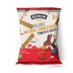 Cornsticks tomaat / kaas bio