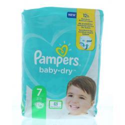Baby dry luiers MT7