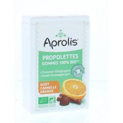 Propolis kaneel - sinaasappel