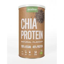 Chia proteine naturel vegan