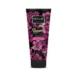 Women romance shower gel