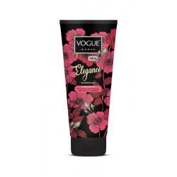Women elegance shower gel