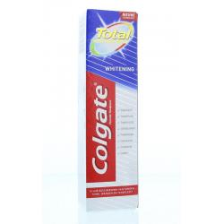Tandpasta total whitening