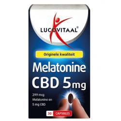 Melatonine CBD 5 mg
