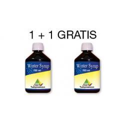 Winter siroop aktie 1 + 1