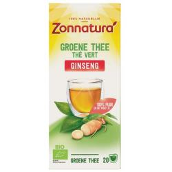 Green tea ginseng bio