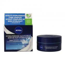 Essentials nachtcreme normale/gemengde huid