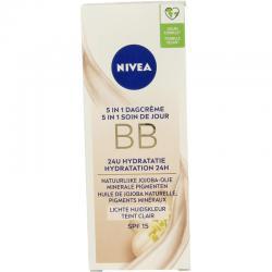 Essentials BB cream light SPF10