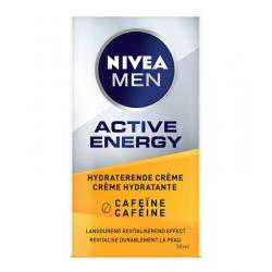 Men active energy gezichtscreme