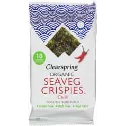 Seaveg crispies chilli bio