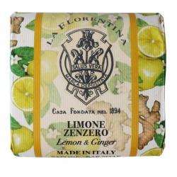 Zeep citroen-gember