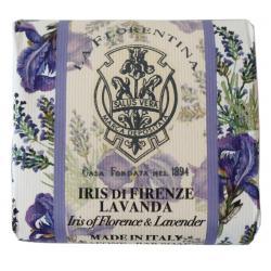 Zeep florentijnse iris-lavendel