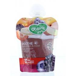 Smoothie bosvruchten yoghurt 12M866