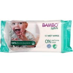 Nature wet wipes