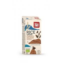 Rice drink choco calcium