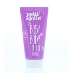 Baby body lotion mini