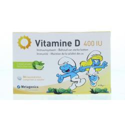 Vitamine D 400IU NF smurfen