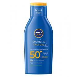 Sun protect & hydrate milk SPF50+