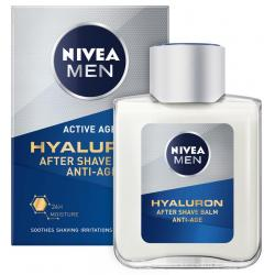 Men active age hyaluron aftershave