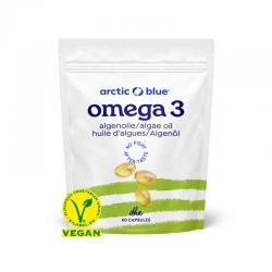 Omega 3 algenolie DHA