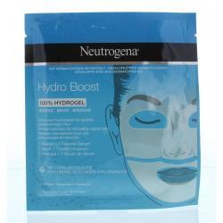 Hydro boost hydrogel masker