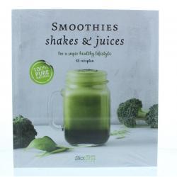Smoothies shakes & juice
