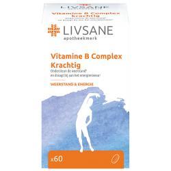 Vitamine B complex krachtig