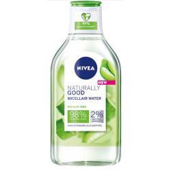 Naturally good micellair water