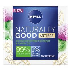 Naturally good nachtcreme anti age