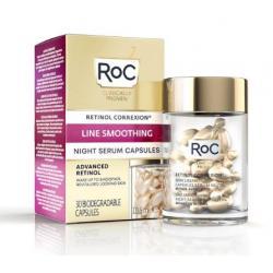 Retinol correxion line smoothing night serum