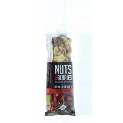 Nuts & berries choco sour cherry bio