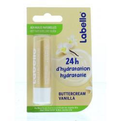 Vanilla buttercream blister
