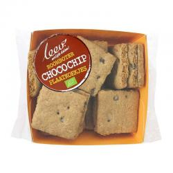 Roomboter plaatkoekjes chocolate chip bio