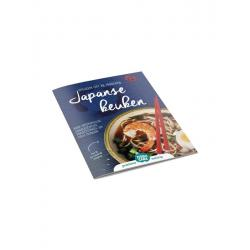 Folder Japanse keuken incl. recept