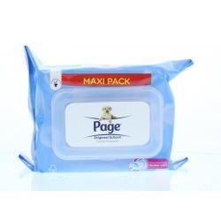 Toiletpapier vochtig maxi fresh