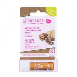 Natural vegan lipbalm cocoa