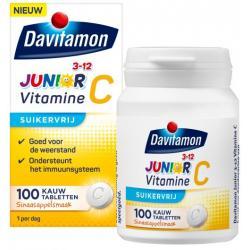 Junior vitamine C sinaasappel