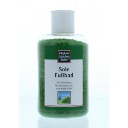 Mineralen voetbad/Allgasan
