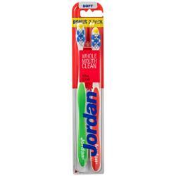 Tandenborstel total clean soft