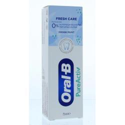 Tandpasta pureactiv fresh
